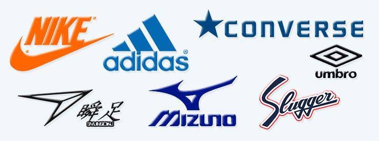 スポーツブランドロゴ